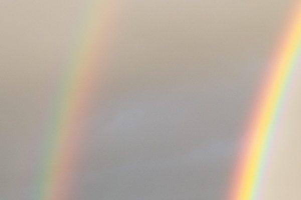 double rainbow over SEH-min